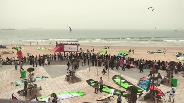 Kitesurfing News - KTA China - Pingtan 2013 Day 5