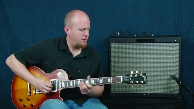 Modern Blues guitar lesson in the style of Joe Bonamassa video preview