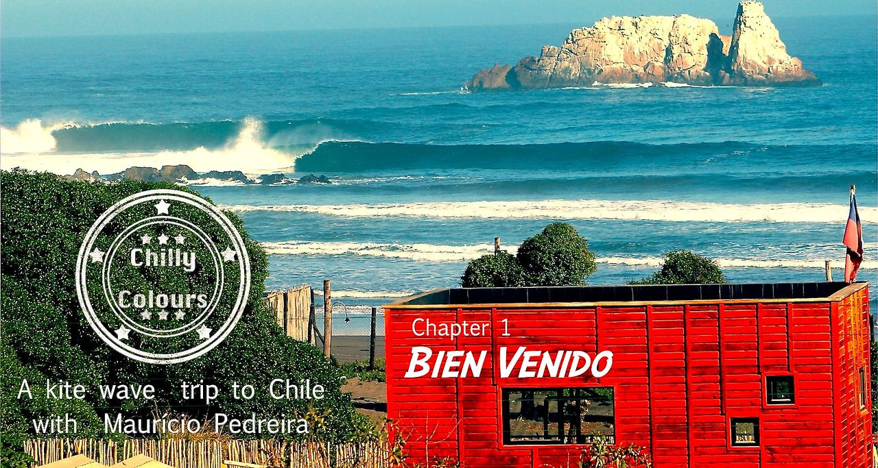Chilly Colours  – Bien Venido (Chapter 1)  – Maurício Pedreira