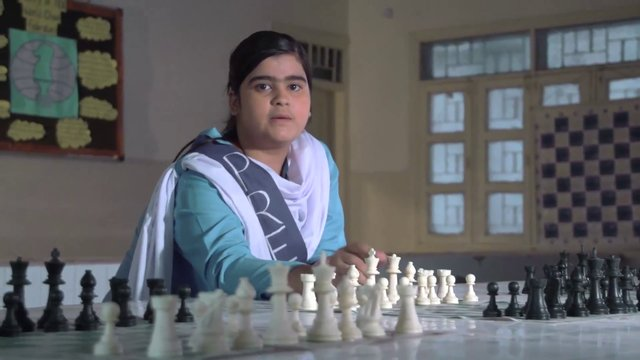 Meet Komal, a Chess Champion from a government school in Karachi