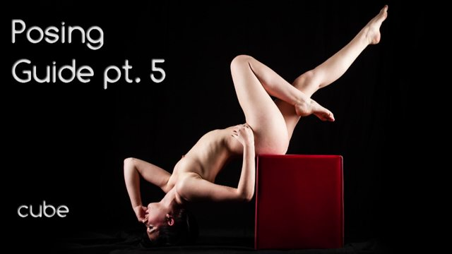 Nude Model Posing Guide