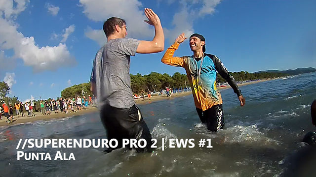 Mountain Bike News - SuperEnduro 2013 - EWS #1 - PRO2 Punta Ala - Highlights