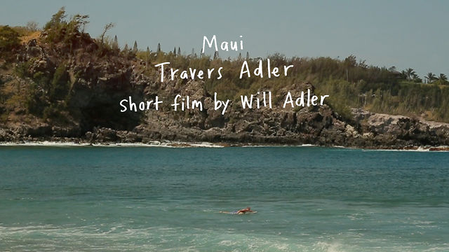 Travers Adler | Maui