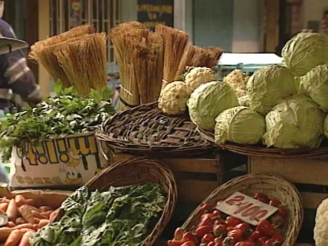 El Mercado de Chillán es uno de los más tradicionales del país.
