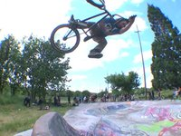 GoodsBMX Amazon Park Jam Eugene, OR.