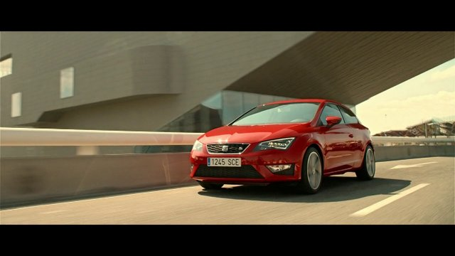 "SEAT New Leon SC ""Technology To Enjoy"""