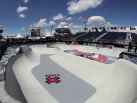 Bruno Hoffmann at X Games Barcelona