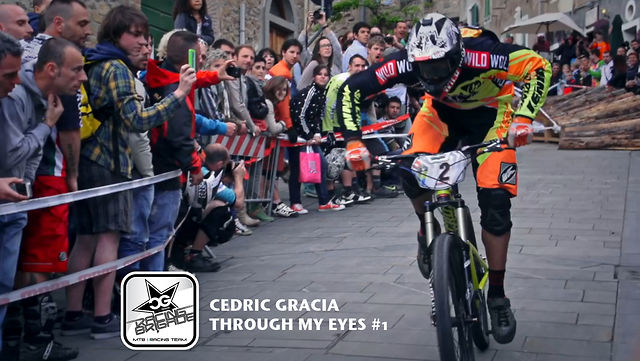 Mountain Bike News - Cedric Gracia Through my eyes #1 - Punta Ala
