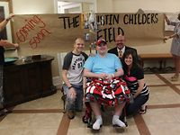 Austin Childers Field Dedication