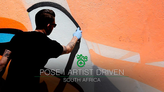 Pose Artist Driven - South Africa