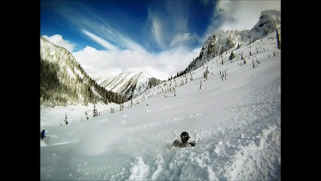 The Best Monday Ever-Revelstoke Heli-Skiing Touring
