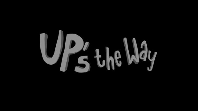 UP`s the Way