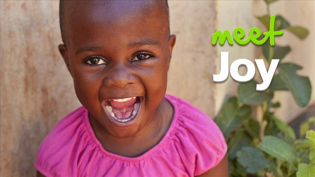 Meet Joy | CURE.org