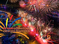 Danang International Fireworks Competition 2013