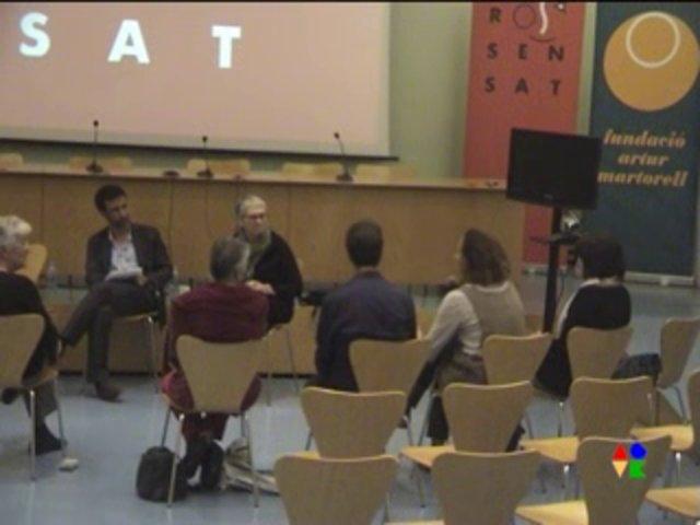 Debat Educació i Societat amb Ismael Palacin