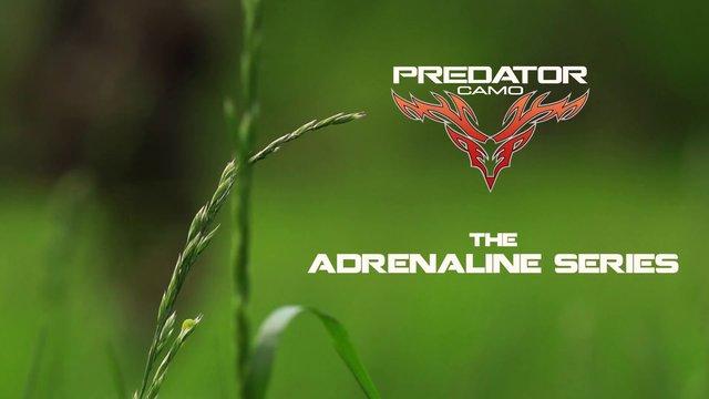 Predator Camo Adrenaline Series