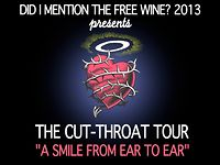 FELIX DENNIS - The Cut Throat Tour - Summer 2013