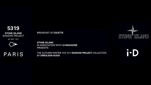 Video | Stone Island Shadow Project Autumn/Winter 2010 Preview
