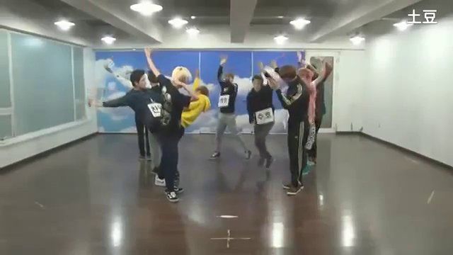 EXO - WOLF (Practice) full version