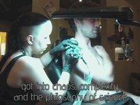 GoPro Jurassic Park Tattoo Time-Lapse