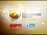STAR CRICKET // ICC CHAMPIONS TROPHY 2009 // GRAPHICS PACKAGE