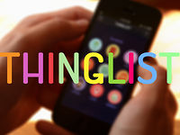 Introducing Thinglist