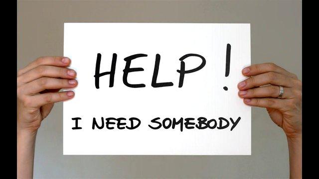 someone i need