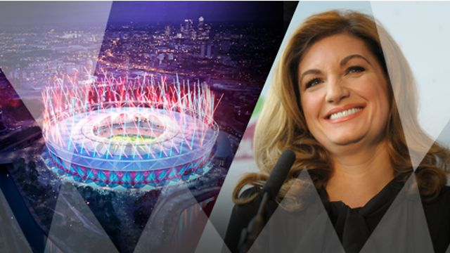 Message from the Vice-Chairman Karren Brady