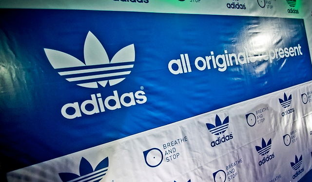 adidas BREATHE & STOP Tour 2012
