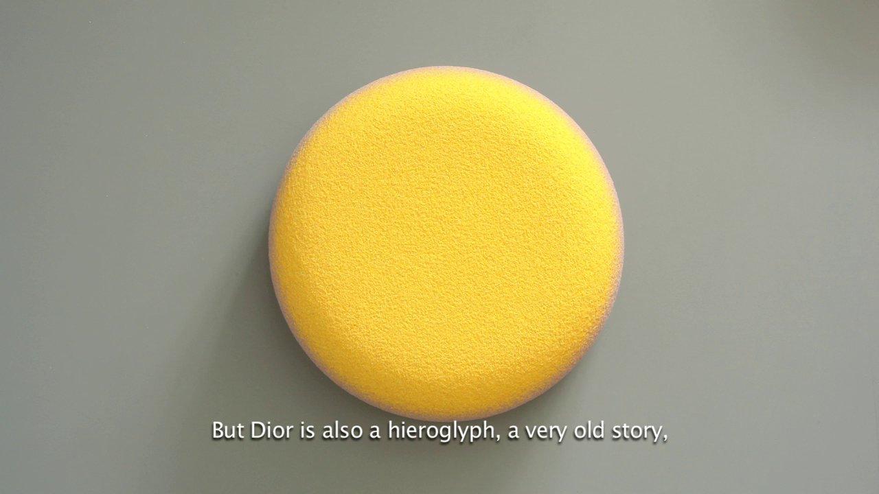 Dior les tablettes de bastet 2 39 2012 on vimeo - Tablette de maquillage ...