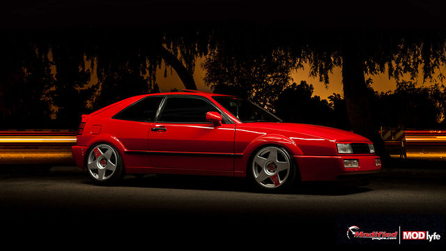 Modified Pages & MODlyfe's video of Tim's VW Corrado
