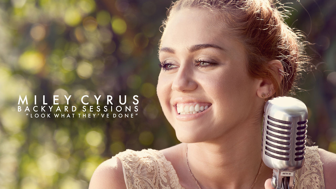 miley cyrus look what they 39 ve done to my song
