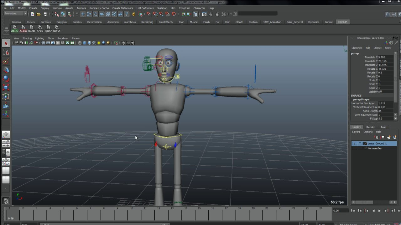 "animation tutorial part. 1 AKA ""the secret of animation"""