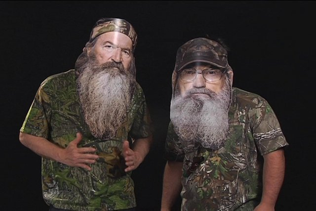 Duck Dynasty Father's Day