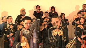 Sam Houston H.S. Mariachi Band 2013