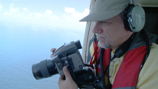 Edward Burtynsky - Photographing Human Impact