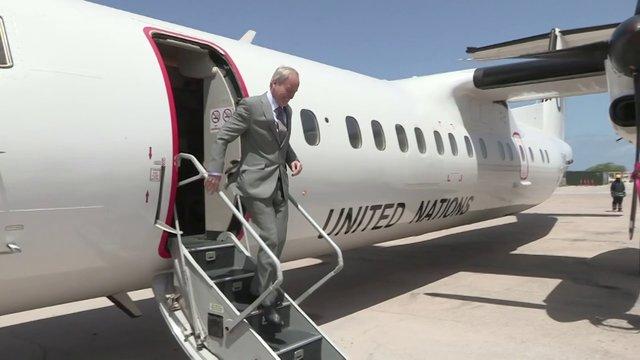 NEW UN MISSION IN SOMALIA