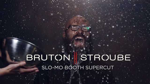 Bruton Stroube // Slo-mo Booth Supercut on Vimeo
