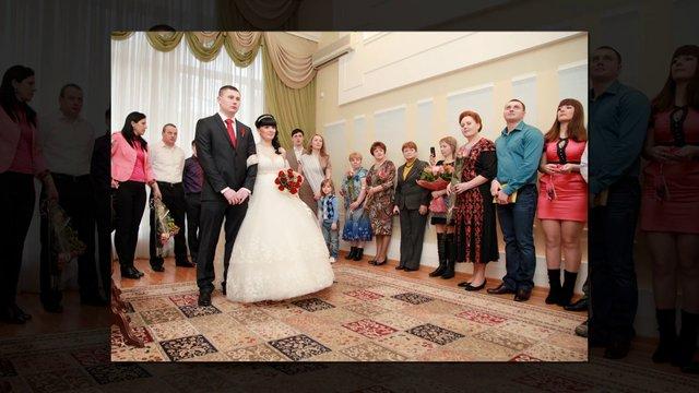 фотограф Марусяк Николай - Свадьба Юрия и Олеси