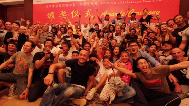 Kitesurfing News - KTA China 2013 Wrap up