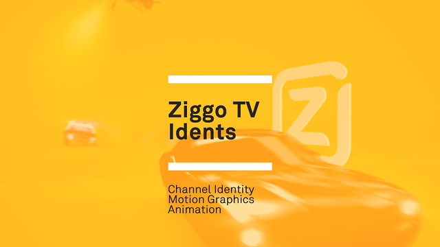 Ziggo TV - Channel Branding