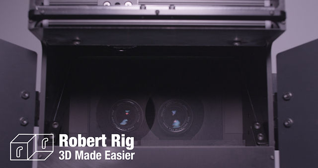 Robert Rig - Stereoscopic 3D Photos, Video, and HDR made easy