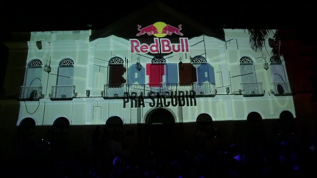 Red Bull Batida Vertical (Brazil)
