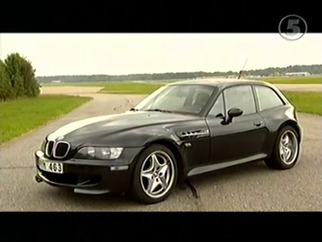 Motorjournalen Testar Bmw Z3 Coupe On Vimeo
