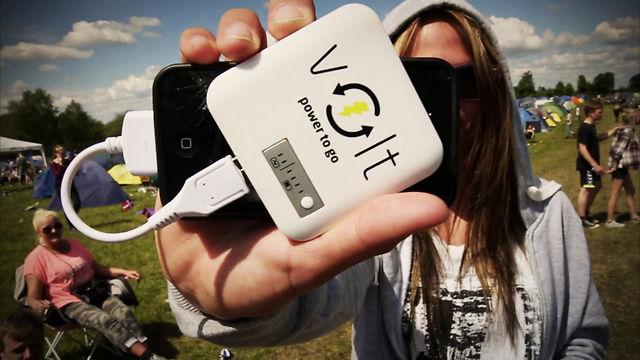 Volt - Mobile Recharging Service