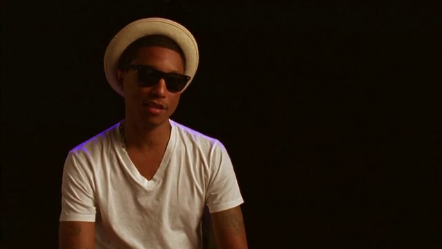 Pharrell Williams on Random Access Memories