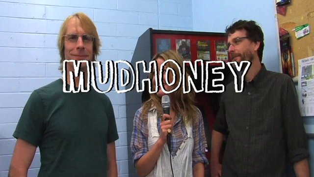 Mudhoney Interview on Dirty Laundry TV - Video