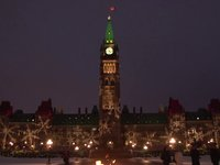 Vimeo - Christmas Lights Across Canada | Ottawa Tourism
