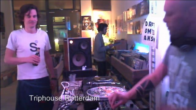 Bastique & Rocky ::: Tripstream June 24rd 2013