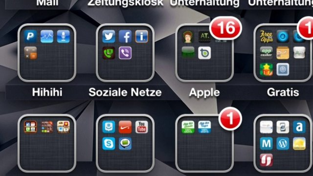 Whats in my iPod 4G 2013
